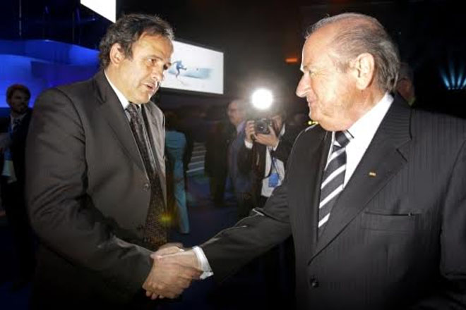 FIFA ethics committee at centre of Blatter-Platini storm