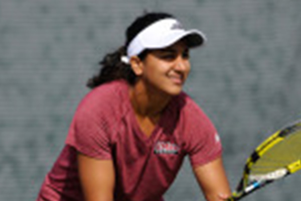Tennis Bounces Back With 5-2 Win Over Fordham