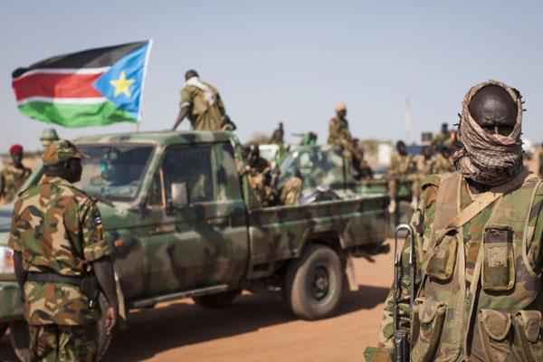 South Sudan women suggest sex strike to end war