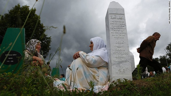 Dutch state found liable in deaths of more than 300 men in Srebrenica massacre