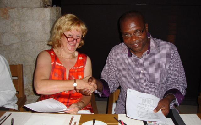 St. Kitts and St. Eustatius maritime boundary issue settled