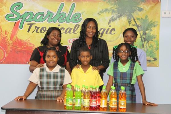 Nevis primary schools cop top positions in St. Kitts Bottling Company Ltd. art contest