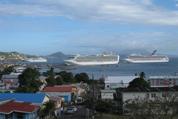 St. Kitts and Nevis now a leading cruise destination says Antigua official