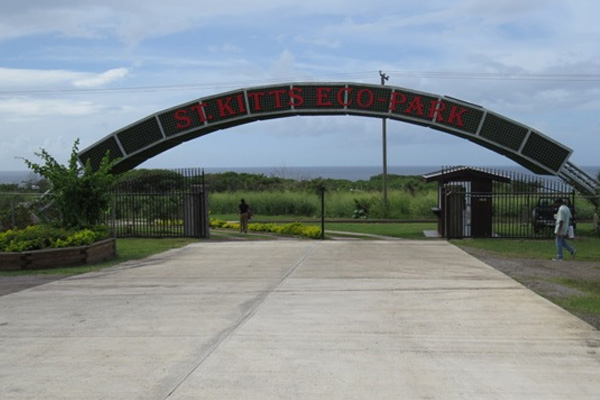 St. Kitts Eco-Park brings together two harmonious cultures