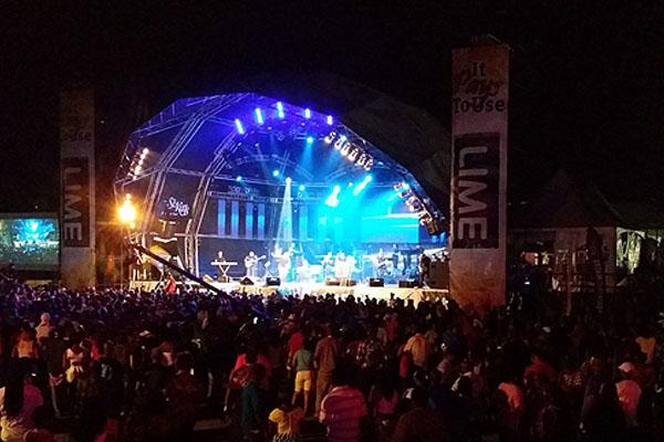 St. Kitts Sets the Bar for Caribbean Music Festivals