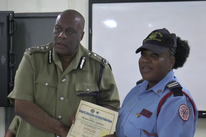 Security Forces Complete Instructors' Training Course
