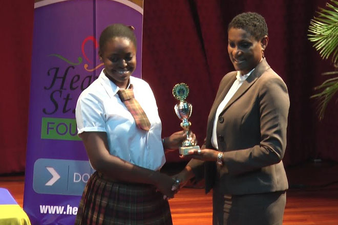 High school students shine at 2016 Tourism Youth Congress