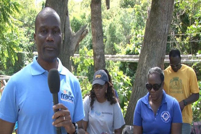 Water month of activities ends with hike