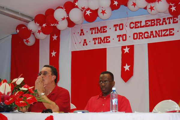 Minister Carty's message to St. Lucia Labour Party delegates