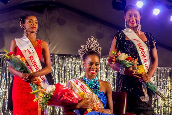 Tishima Browne Crowned National Carnival Queen