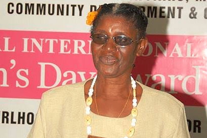 Department of Gender Affairs condemns sexist attack on retired civil servant, economist and social commentator