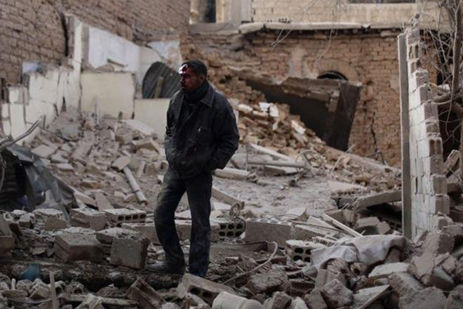 Syria conflict: US and Russia signal new push at UN
