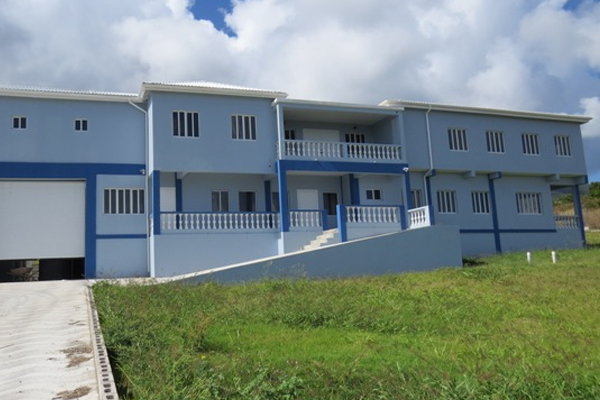 Building for new Tabernacle Police Station to be opened next week