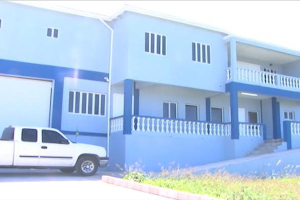 New Tabernacle police station opened