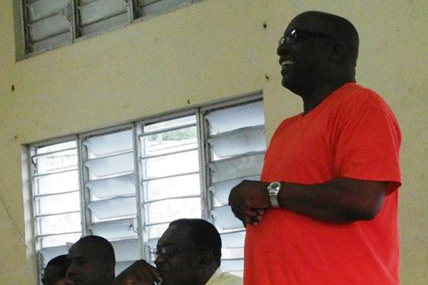 """Team Unity Leader, Dr Harris, Tells Guyanese Nationals: """"You Can Count On Unity"""""""