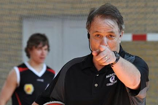 International Basketball Coach and F.I.B.A. Expert to conduct coaching clinics in St. Kitts