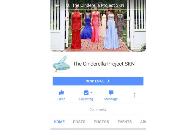 Cinderella Project SKN Officially Launched