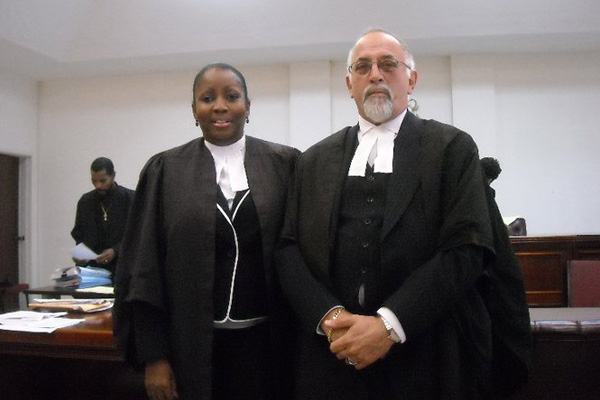 Kittitian Tommy Astaphan elevated to Queen's Counsel in Anguilla