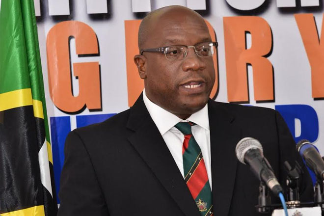 Prime Minister Dr. The Hon. Timothy Harris Meets Nationals in the Bronx, USA