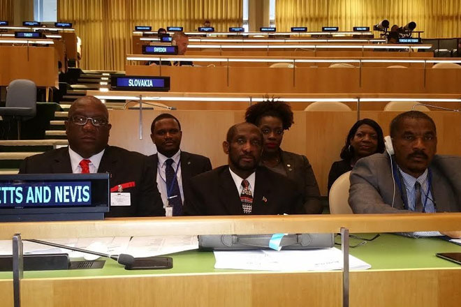 Government of National Unity Fully Committed to Sustainable Development Goals