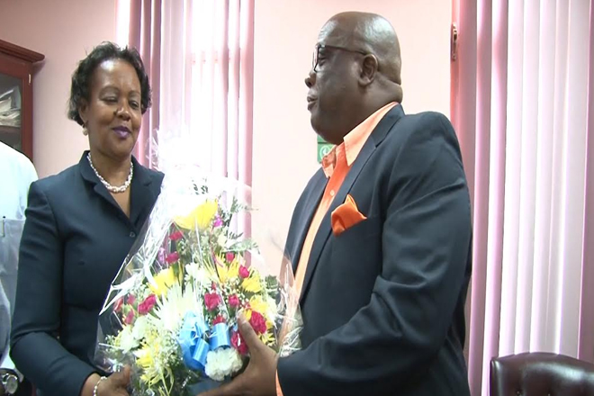 CEO of St. Kitts Nevis Anguilla National Bank retires
