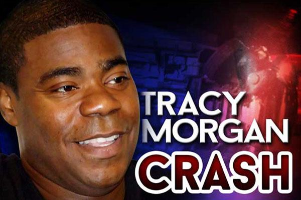 Tracy Morgan sues Walmart over deadly crash