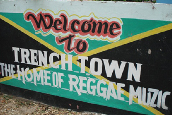 Health Festival in Trench Town today