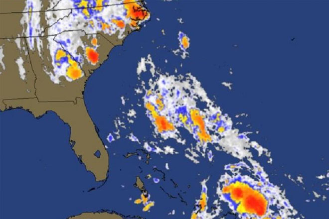 Tropical Storm Bonnie the second storm of Atlantic Hurricane Season
