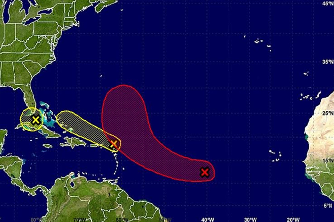 New Tropical Threats May be Brewing in The Atlantic