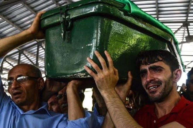 Turkey Kurdish wedding bomber 'may not have been child'