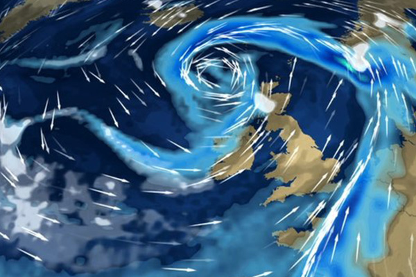 UK storm: Damage disrupts travel as more severe weather hits