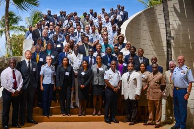 Fourth annual multilateral maritime interdiction and prosecution summit held in Barbados