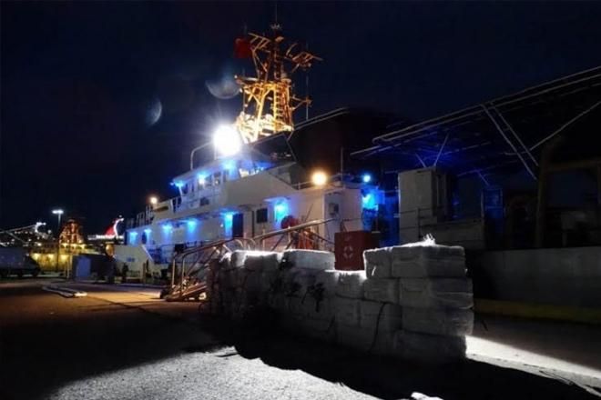 Seven Caribbean Drug Smugglers Nabbed By US Coast Guard