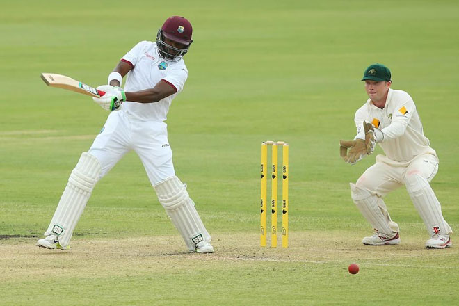 Bravo Anchors West Indies On Rain-Affected Day