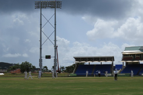 Warner Park lighting and Visual Media Systems will be the best in the region