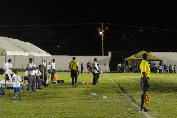 Massive crowd attend SKNFA fixtures at the ETW