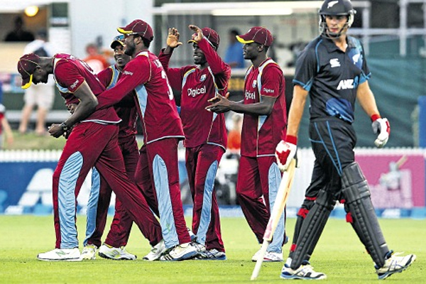 Windies pull off victory v Ireland to level T20 series