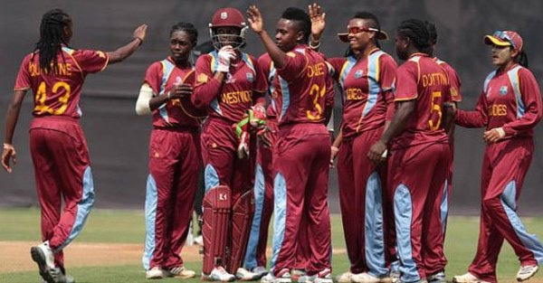 West Indies Women Squad vs. England in Trinidad