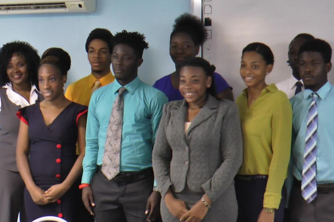 8 students recognized at YES Programme Graduation Ceremony