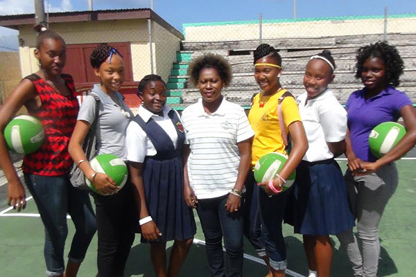 Youthful Nevis Team set for Tournament in Antigua