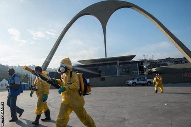 Rio 2016: Zika virus concern for British Olympians