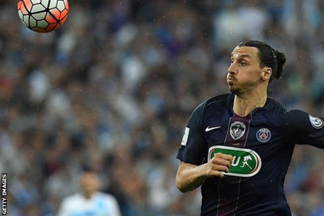 Zlatan Ibrahimovic: Jose Mourinho could make striker first Man Utd signing