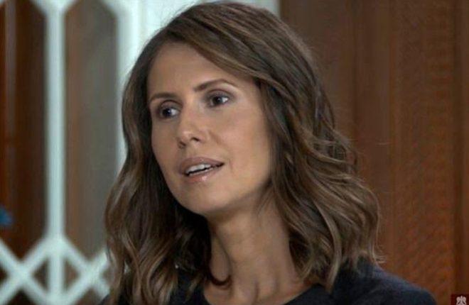 Syria First Lady Asma Al-Assad 'rejected offer of asylum'