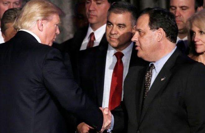Donald Trump denies transition disarray after sackings
