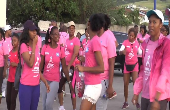 Essence of Hope Foundation hosts Seventh Annual Walk For The Cure