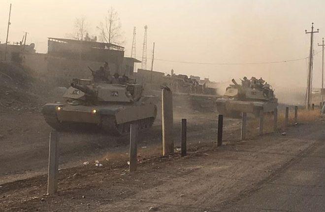 Mosul offensive: Retaking city will take 2 months, says Peshmerga general