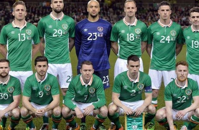 Fifa takes action over Republic of Ireland's Easter Rising logo
