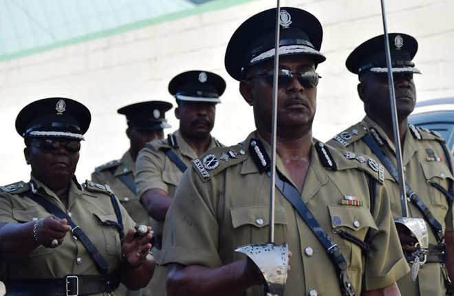 Police High Command briefs Cabinet on security matters