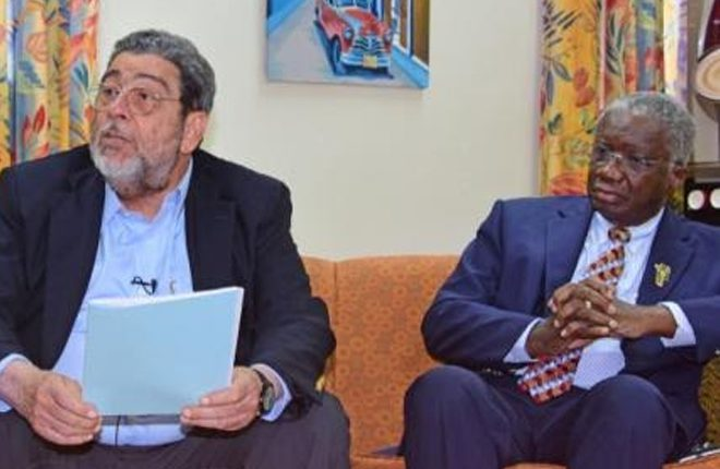 St Vincent PM addresses LIAT issues