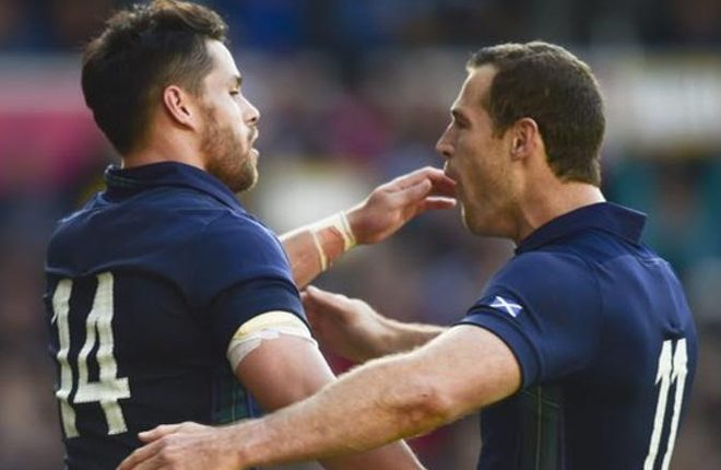 Autumn internationals: Scotland select five Premiership players amid dispute